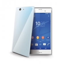 Celly Cover Gelskin Xperia Z3 Transparant