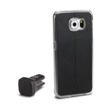 Celly Cover Smart Drive Galaxy S6 Black