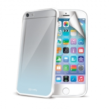 Celly Cover Sunglass iPhone 6 White