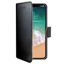 iPhone 8 Plus Book Case Hoesje ECHT LEER