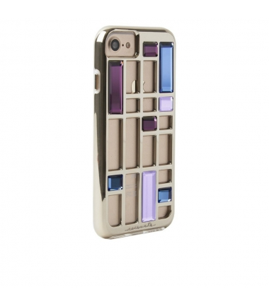 Iphone 7 Case Mate Caged Crystal