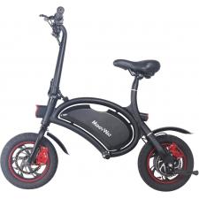 Elektrische fiets Zwart | E-bike met CRUISE CONTROL