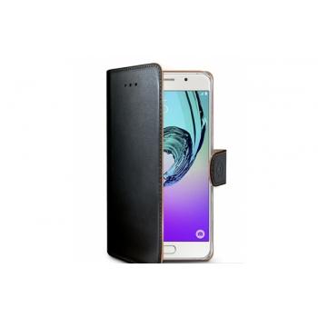 Samsung Galaxy J5 2016 echt Leer Hoesje
