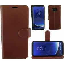 Samsung Galaxy S8 100% Leer Bruin