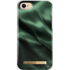iDeal Fashion Case Emerald Satin iPhone 6/6S/7/8/SE 2020