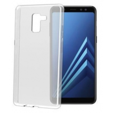 Samsung Galaxy A8 2018 transparante gelskin hoes