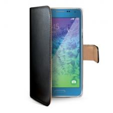 Samsung Galaxy A7 Echt Leer Hoesje