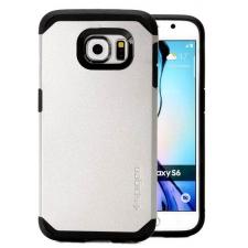 Samsung Galaxy S6 Armor Bescherming Hoesje Wit
