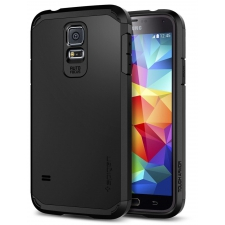 Samsung Galaxy S6 Edge Armor Bescherming Hoesje Zwart