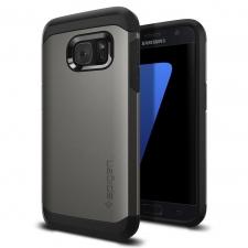 Samsung Galaxy S7 Armor Bescherming Hoesje Grijs