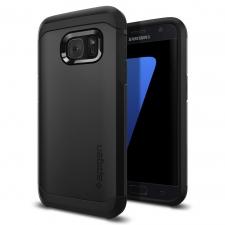 Samsung Galaxy S7 Edge Armor Bescherming Hoesje Zwart