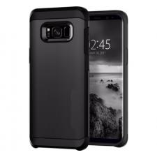 Samsung Galaxy S8 Armor Bescherming Hoesje Zwart