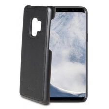Originele Samsung Galaxy S9 Ghost Cover achter kant hoesje zwart
