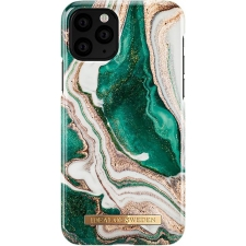 iDeal Fashion Case Golden Jade Marble iPhone 12 Pro