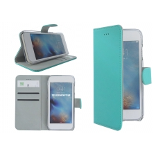 Iphone X Celly groen wallet case