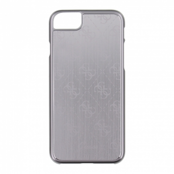 Guess Cover Silver iPhone 7