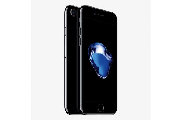 Refurbished iPhone 7 128GB Gietzwart (A++)