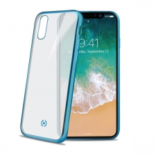 Celly Hi-tech protection for iPhone X Turquoise