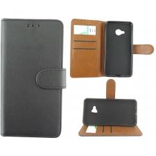 HTC U Play Premium Hoesje Zwart