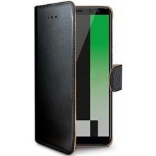 Huawei Mate 10 Lite Boek hoesje Echt leer Zwart
