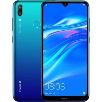 Huawei Y7 2019 blauw