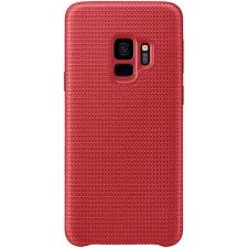 Originele Samsung Galaxy S9 gewoven achterkant hoesje in rood