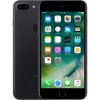 Refurbished iPhone 7 Plus 32GB zwart