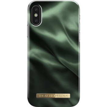 iDeal Fashion Case Emerald Satin iPhone 11 Pro/XS/X