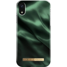 iDeal Fashion Case Emerald Satin iPhone 11/XR
