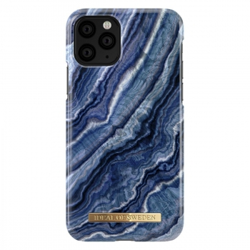 iDeal Fashion Case Indigo Swirl iPhone 11 Pro/XS/X