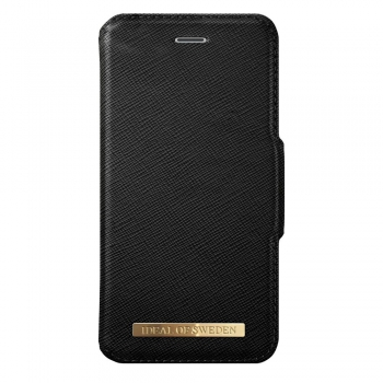 iDeal Fashion Wallet Black iPhone 6/6S/7/8/SE 2020