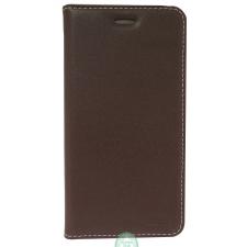 iPhone 7/8 Plus hoesje boekmodel 100% Leer Donker Bruin