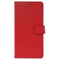 Samsung Galaxy A5 2018 Lederen boek hoes in Rood