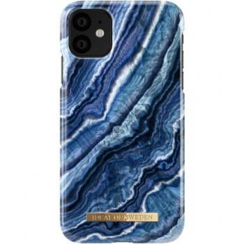 iDeal Fashion Case Indigo Swirl iPhone 11/XR