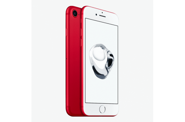 Refurbished iPhone 7 128GB Product Red (A++)