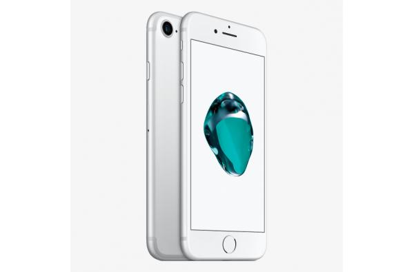 Refurbished iPhone 7 32GB Zilver id defect