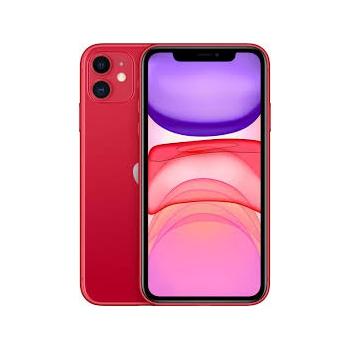 iPhone 11 64GB rood