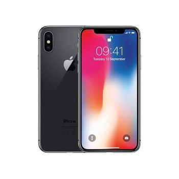 iPhone X 64GB zwart