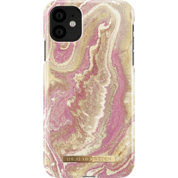 iDeal Fashion Case Golden Blush Marble iPhone 11