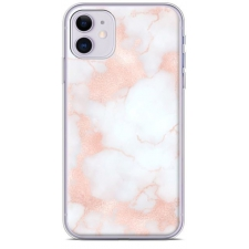 iPhone 11 silicone achterkant rose