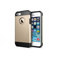 Apple iPhone SE Armor Bescherming Hoesje Goud
