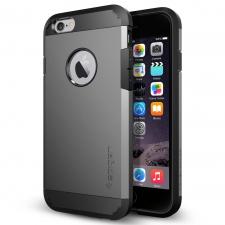 Apple iPhone 5 Armor Bescherming Hoesje Grijs