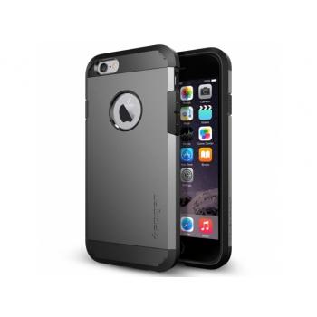 Apple iPhone SE Armor Bescherming Hoesje Grijs