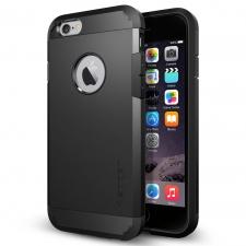 Apple iPhone 5s Armor Bescherming Hoesje Zwart