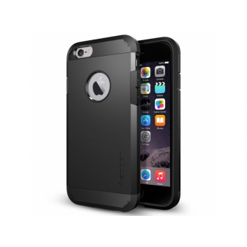 Apple iPhone SE Armor Bescherming Hoesje Zwart