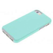iPhone SE Premium Bumper Hoesje Turquoise