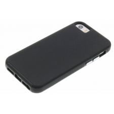 iPhone SE Premium Bumper Hoesje Zwart