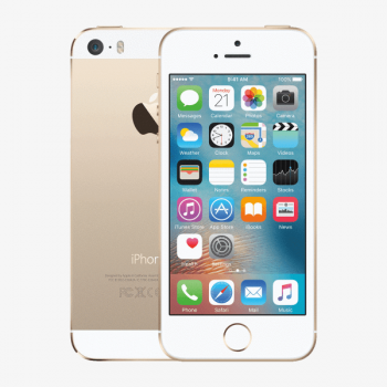 Refurbished iphone 5s 16GB goud
