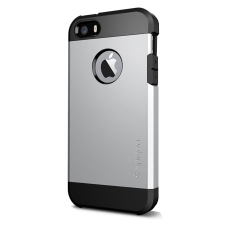iPhone 5/5S Spigen Armor zilver