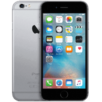 iPhone 6 zilver refurbished